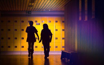 Na sprehod po šolskih hodnikih za 8. marec