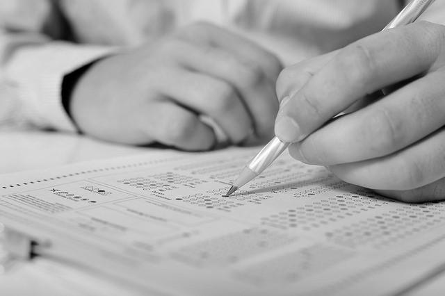 Obvestilo: prostih mest na izpitu iz slovenščine ni več