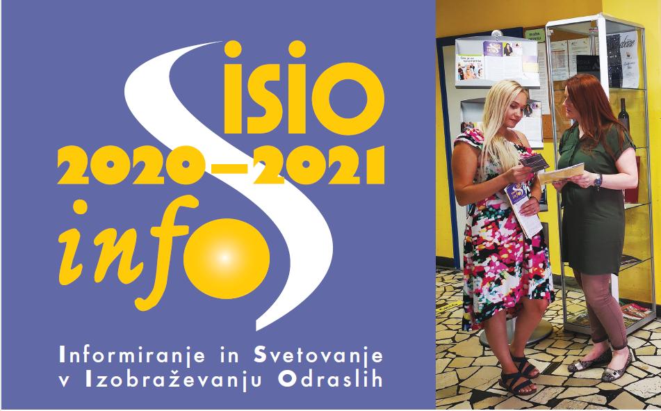 Izšlo je glasilo INFO ISIO 2020/2021