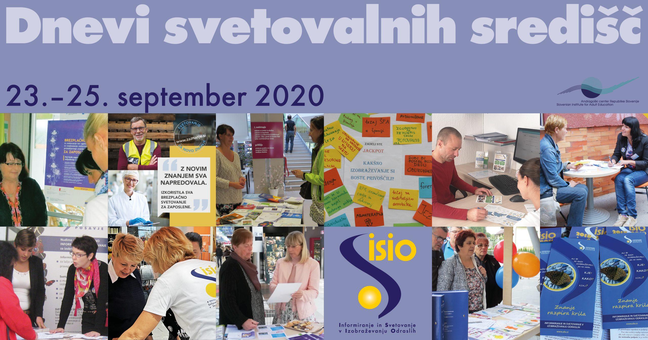 Udeležite se letošnjih Dnevov ISIO!